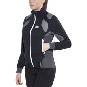 X-Bionic Ski Touring Light Jacket Women Black/Anthracite/Anthracite